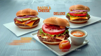 McDonald's Quarter Pounder TV Spot, 'Buy One, Give One' - Thumbnail 8