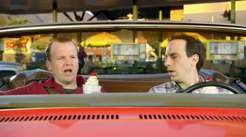 Sonic Drive-In Half Price Shakes TV Spot, 'Day Early' - Thumbnail 4