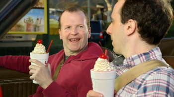 Sonic Drive-In Half Price Shakes TV Spot, 'Day Early' - Thumbnail 5