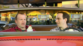 Sonic Drive-In Half Price Shakes TV Spot, 'Day Early' - Thumbnail 6