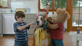 Strawberry Banana Teddy Grahams TV Spot, 'Sparkles' - Thumbnail 5