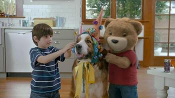 Strawberry Banana Teddy Grahams TV Spot, 'Sparkles' - Thumbnail 6