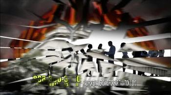 Americans For Fair Taxation TV Spot, 'End the IRS' - Thumbnail 1