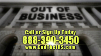 Americans For Fair Taxation TV Spot, 'End the IRS' - Thumbnail 6