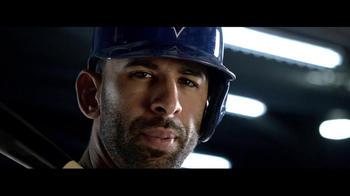 Major League Baseball TV Spot, 'I Play' Featuring Jose Bautista