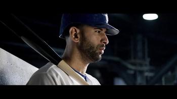 Major League Baseball TV Spot, 'I Play' Featuring Jose Bautista - Thumbnail 3