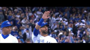 Major League Baseball TV Spot, 'I Play' Featuring Jose Bautista - Thumbnail 6