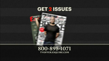 Esquire TV Spot, 'Get More' - Thumbnail 4