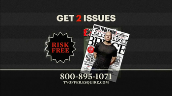 Esquire TV Spot, 'Get More' - Thumbnail 7