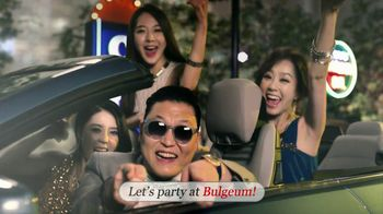 Korea Tourism Organization TV Spot, 'Wiki Korea: Bul-gem' Featuring PSY - 54 commercial airings