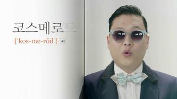 Korea Tourism Organization TV Spot, 'Wiki Korea: Kos-Me-Rod' Feat. PSY - Thumbnail 3
