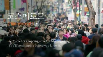 Korea Tourism Organization TV Spot, 'Wiki Korea: Kos-Me-Rod' Feat. PSY - Thumbnail 5