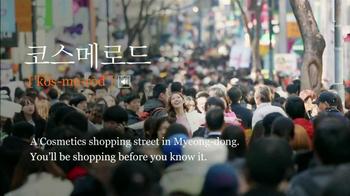 Korea Tourism Organization TV Spot, 'Wiki Korea: Kos-Me-Rod' Feat. PSY - Thumbnail 6