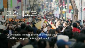 Korea Tourism Organization TV Spot, 'Wiki Korea: Kos-Me-Rod' Feat. PSY - Thumbnail 7