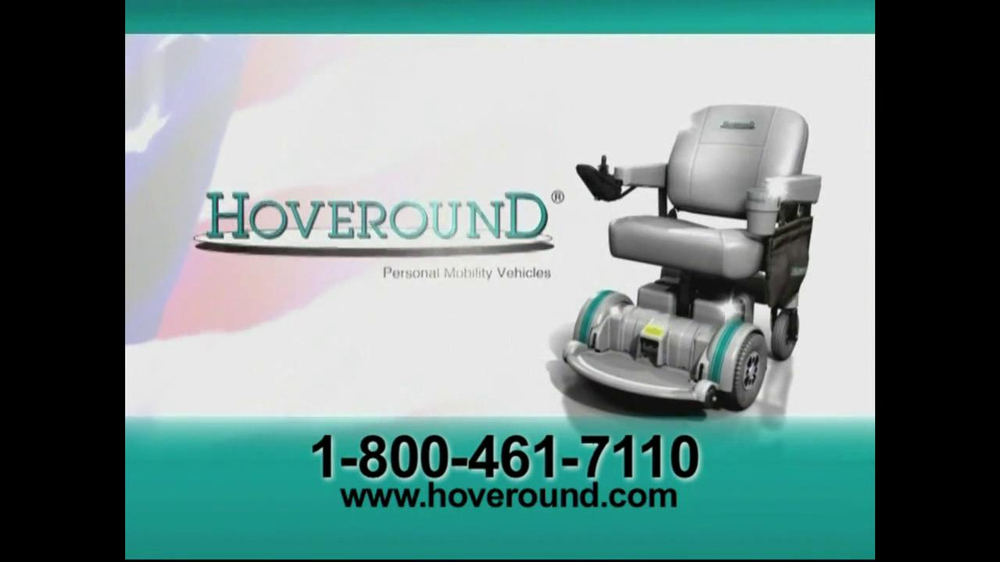 Hoveround Tv Commercial Singing Ispot Tv