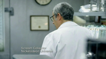 Nickelodeon Universe TV Spot, 'Scream Collector' - Thumbnail 2