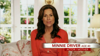 Derm Exclusive TV Spot Featuring Minnie Driver - 560 commercial airings