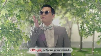Korea Tourism Organization TV Spot, 'Wiki Korea: O-Le-Gil' Featuring PSY - 60 commercial airings