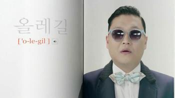 Korea Tourism Organization TV Spot, 'Wiki Korea: O-Le-Gil' Featuring PSY - Thumbnail 2
