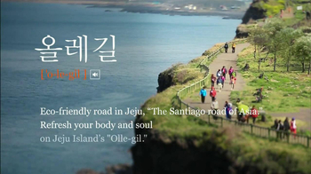 Korea Tourism Organization TV Spot, 'Wiki Korea: O-Le-Gil' Featuring PSY - Thumbnail 6