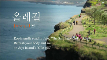 Korea Tourism Organization TV Spot, 'Wiki Korea: O-Le-Gil' Featuring PSY - Thumbnail 7