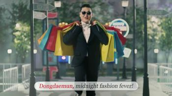 Korea Tourism Organization TV Spot, 'Wiki Korea: Don-De-Mun' Feat. PSY - 56 commercial airings