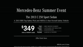 Mercedes-Benz Summer Event TV Spot, 'Ice Cream' - Thumbnail 8