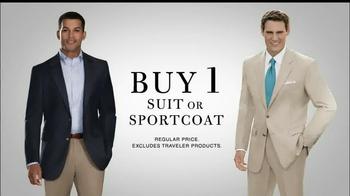 JoS. A. Bank TV Spot, 'Buy 1, Get 2 Free: Suits & Sportscoats' - Thumbnail 5