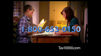 TAX10000 TV Spot - Thumbnail 7