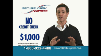 Secure Cash Express TV Spot - Thumbnail 5