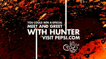 Pepsi TV Spot, 'Let's Be Crazy Tour' Featuring Hunter Hayes - Thumbnail 7
