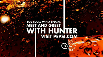 Pepsi TV Spot, 'Let's Be Crazy Tour' Featuring Hunter Hayes - Thumbnail 6