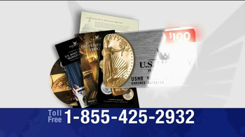U.S. Money Reserve TV Spot, 'Investment Kit' - Thumbnail 10