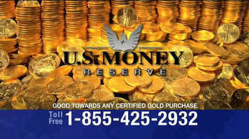 U.S. Money Reserve TV Spot, 'Investment Kit' - Thumbnail 9