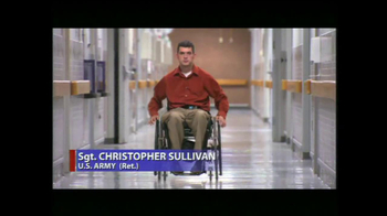 Paralyzed Veterans of America TV Spot, 'Mission-Able' - Thumbnail 3