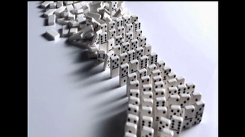 Christopher & Dana Reeve Foundation TV Spot, 'Dominos' - Thumbnail 5