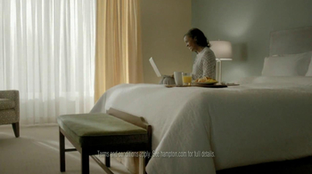 Hampton Inn & Suites TV Spot, 'Video Conference' - Thumbnail 7