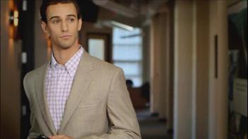 JoS. A. Bank Business Casual Event TV Spot, 'Dress for Success' - Thumbnail 2