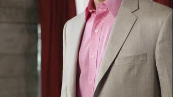 JoS. A. Bank Business Casual Event TV Spot, 'Dress for Success' - Thumbnail 3