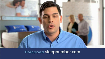 Sleep Number Memorial Day Sale TV Spot, 'Classic Series' - Thumbnail 10