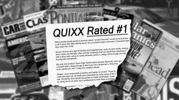 Quixx Scratch Remover TV Spot - Thumbnail 7