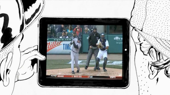 ESPN TV Spot, 'Hey Batter' - Thumbnail 6