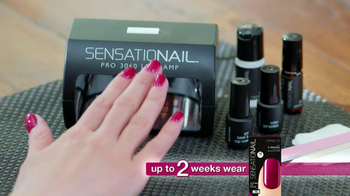 Sensationail Starter Kit TV Spot, 'Can't Wait' - Thumbnail 2