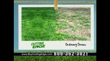 Cutting Edge Grass Seed TV Spot - Thumbnail 6