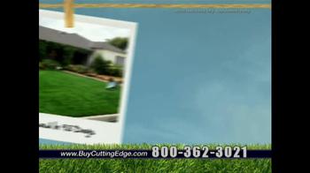 Cutting Edge Grass Seed TV Spot - Thumbnail 7