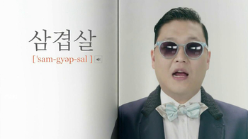 Korea Tourism Organization TV Spot, 'Wiki Korea' Featuring PSY - Thumbnail 3