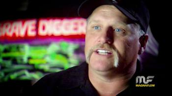 MagnaFlow TV Spot Featuring Dennis Anderson