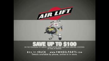 4 Wheel Parts TV Spot, 'Airlift' - Thumbnail 3