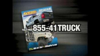 4 Wheel Parts TV Spot, 'Airlift' - Thumbnail 7