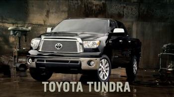 Toyota Tundra TV Spot 'Build Like You Would'  - Thumbnail 10